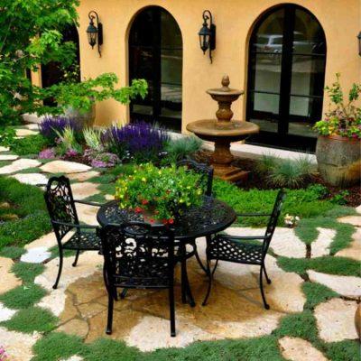 Ландшафтная ковка – эстетика и функциональность вашего сада